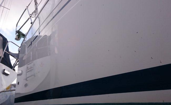 Boot laten polijsten