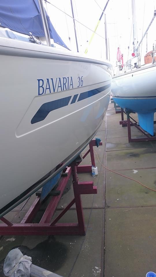 Boot verzegelen
