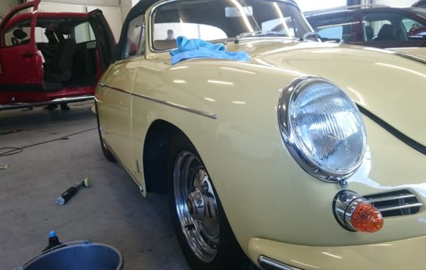 Car detailing | Porsche